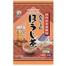 宇治森徳 ほうじ茶 ティーバッグ ( 6g30袋入 )