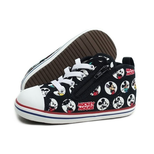 13747484d495bd BABY (ベビー)CONVERSE(コンバース)BABY ALL STAR N MICKEY MOUSE HM Z ...