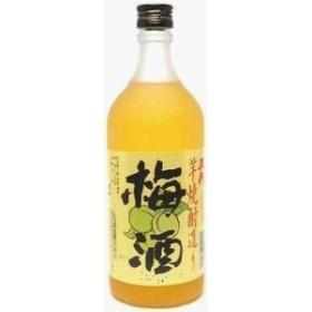 山元酒造 五代梅酒  芋焼酎造り  度数12度  720ml.e