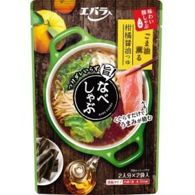 エバラ なべしゃぶ 柑橘醤油つゆ (100g2袋入)