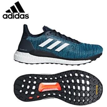 adidas Men's SOLAR GLIDE M WIDE ランニングシューズ D97608