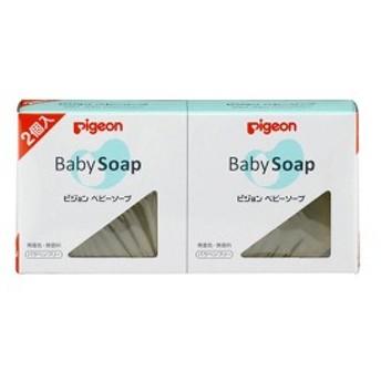 ベビーソープ 入替用2個パック (ピジョン)[ 詰め替え 詰替 ベビーソープ 泡 新生児 乳児 赤ちゃん スキンケア ベビー ボディーソー
