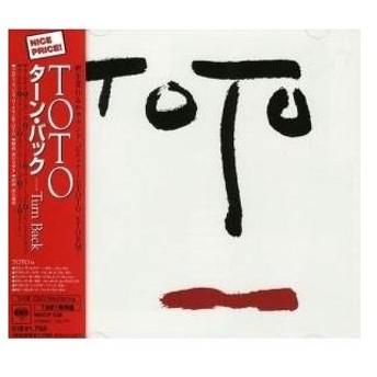 CD/トト/ターン・バック