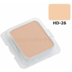 仮装 メイクアップ シャレナ HD(ハイデフ)化粧品 パウダリィファンデーション レフィール 11g HD-26 オークル系
