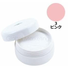 仮装 メイクアップ 三善 練白粉 100g 3 ピンク