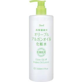 ディブ オリーブ&アルガンオイル化粧水 乾燥肌用 (500mL)