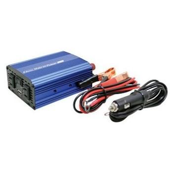 USB&コンセント 静音タイプ DC12V用 大自工業(Meltec) SIV-300 300W