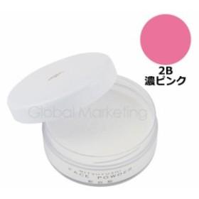 仮装 メイクアップ 三善 粉白粉(こなおしろい) 50g 2B 濃ピンク