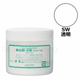 仮装 メイクアップ 三善 粉白粉レフィール 50g SW 透明
