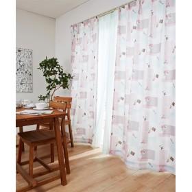 【送料無料!】ポップカジュアルカーテン ドレープカーテン(遮光あり・なし) Curtains, 窗, 窗簾