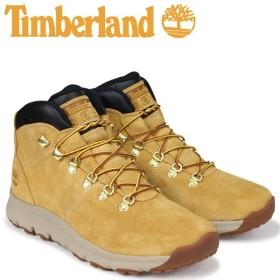 ティンバーランド ブーツ メンズ Timberland WORLD HIKER A1QEW Mワイズ ウィート