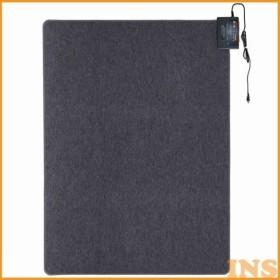 ホットカーペット 1.5畳 本体 電気カーペット 1.5畳用 1.5帖 暖房 カーペット 125×180cm 収納 折り畳み ダニ退治機能 テクノス TEKNOS(ast)