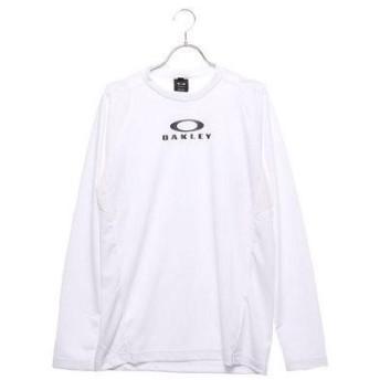 オークリー OAKLEY メンズ 長袖機能Tシャツ Enhance LS Crew 8.7.01 434258