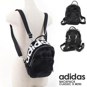 adidas Originals アディダス オリジナルス バッグ ファー リュックサック BACKPACK CLASSIC X MINI バックパック クラシック Xミニ FJC63/DH4372 FW18