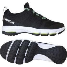 リーボック REEBOK クラウドライド DMX [サイズ:23.5cm] [カラー:ブラック×ブラック×ミントグリーン] #BD2224