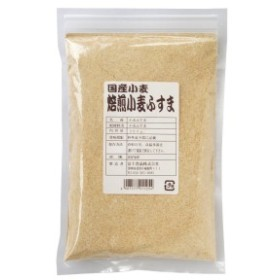 焙煎小麦ふすま200g 単品