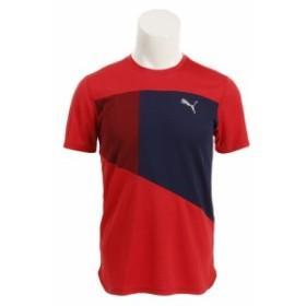 プーマ(PUMA)【オンライン限定特価】グラフィック Tシャツ 517515 01 RED (Men's)