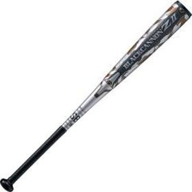 (セール)(送料無料)ZETT(ゼット)野球 少年軟式メタルバッド JR.ナンシキFRP ブラックキャノン-Z2 BCT75878-1300 ジュニア シルバー1300