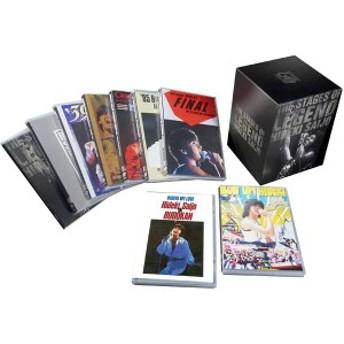 THE STAGE OF LEGEND HIDEKI SAIJO AND MORE 西城秀樹 DVD9枚組 DYCS-1219 歌謡曲 演歌 通販限定