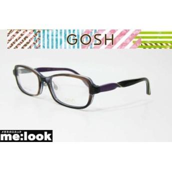 GOSH ゴッシュ 国内正規品 ジュニア 子供用 メガネ フレーム GOS077-2-48 度付可 ブラウン