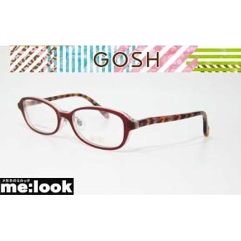 GOSH ゴッシュ 国内正規品 ジュニア 子供用 メガネ フレーム GOS079-3-47 度付可 ボルドー