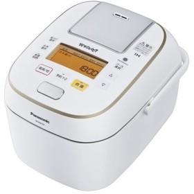【新品訳あり(箱きず・やぶれ)】 Panasonic 圧力IHジャー炊飯器 Wおどり炊き 5.5合炊き SR-PW107-W