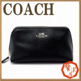 コーチ ポーチ COACH コスメポーチ 化粧ポーチ ブラック黒 57857IMBLK【tem_b】【tem_new】【tem_hit】