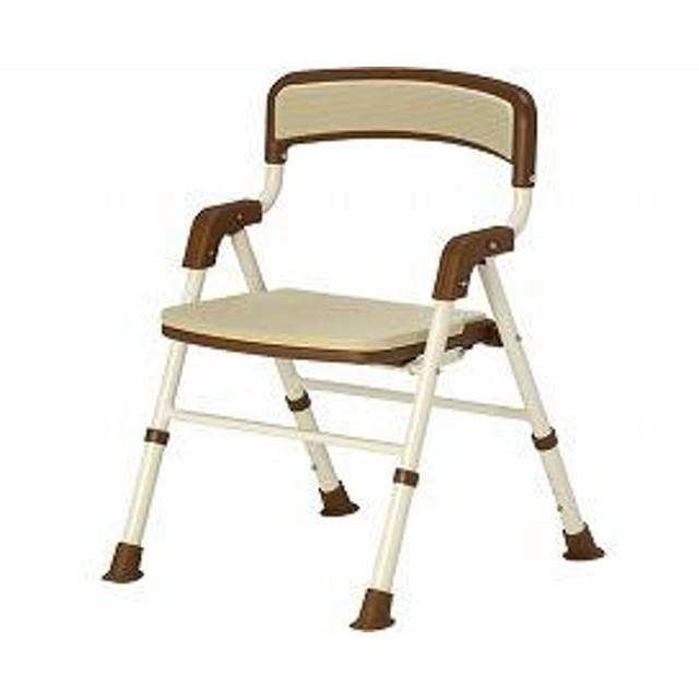 シャワーバスターII 折りたたみタイプ 113820 竹虎 ヒューマンケア事業部 (折りたたみ 介護用 風呂椅子 浴室 椅子 チェア) 介護用品