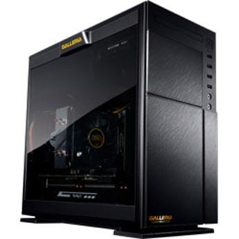 ゲーミングデスクトップPC GALLERIA GAMEMASTER GMBC505T [Core i5・メモリ 8GB・GTX 1050]