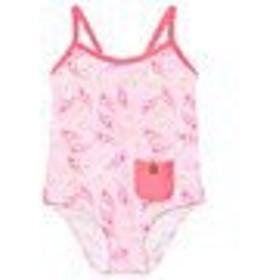 水着 スイムウェア キッズ 女の子【Sunuva Pink Pop Star Swimsuit】