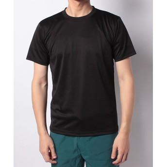 販売主:スポーツオーソリティ スポーツオーソリティ/メンズ/ベーシック半袖Tシャツ メンズ ブラック M 【SPORTS AUTHORITY】
