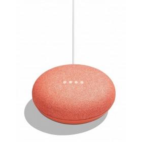 GA00217JP スマートスピーカー(AIスピーカー) Google Home Mini コーラル [Bluetooth対応 /Wi-Fi対応]