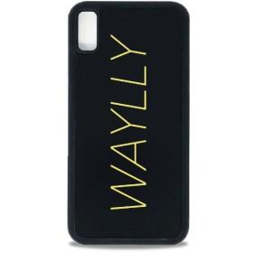 iPhone XR 6.1 WAYLLY LOGO ケース