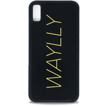iPhone XR 6.1 WAYLLY LOGO ケース