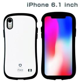 iPhone XR 6.1インチ用 インチ用専用iFace First Class Standardケース(ホワイト) 41-896600