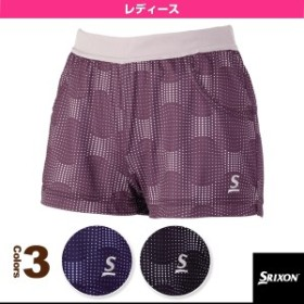 [スリクソン ]PREMIER LINE/ゲームショーツ/レディース(SDS-2597W)テニスウェア女性用