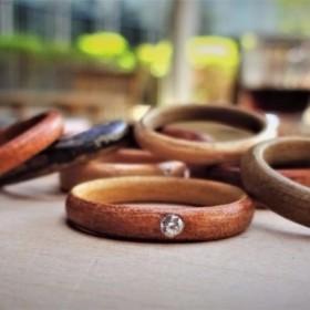 木の指輪【オーダー枠】