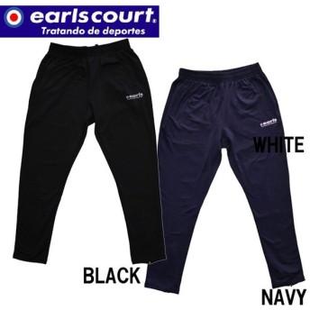 裏起毛トレーニングパンツ  Earls court  アールズコート フットサル サッカーウェア パンツ 18FW(EC-LP002)