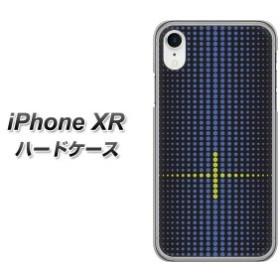Apple iPhone XR ハードケース / カバー【IB907 グラデーションドット 素材クリア】 UV印刷 (アイフォンXR/IPHONEXR用)
