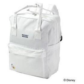 Disney/ディズニー  43025900 リュック (ホワイト)
