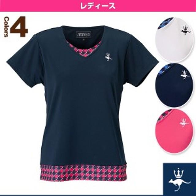 b7b84938a144 シンプソン ウェア(レディース)]ゲームシャツ/レディース(STW-72103 ...