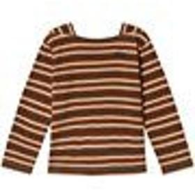 Tシャツ 長袖 トップス キッズ 女の子【Emile et Ida Renard Marinere T-Shirt】