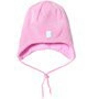 ニット帽 ビーニー帽 キッズ 女の子【Reima Candy Pink Auva Beanie】