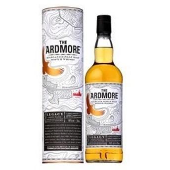 ウイスキー アードモア レガシー 40度 並行 箱付 700ml シングルモルト 洋酒 whisky