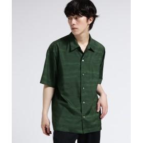 tk.TAKEO KIKUCHI(ティーケー タケオ キクチ) 水彩画アート オーバーシャツ