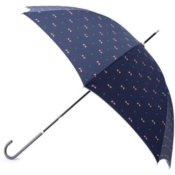 ITS' DEMO(イッツデモ) 晴雨兼用ドットリボン長傘