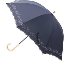 grove(グローブ) フラワー刺繍パラソル(長傘)