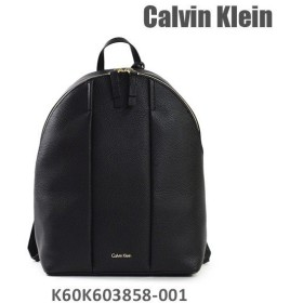 カルバンクライン リュック Calvin Klein K60K603858 001 バックパック リュックサック レディース 18SS