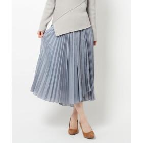 Modify(モディファイ) プリーツラップスカート