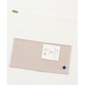 <ハイドロ銀チタン(R)> キッチンタオル ハニカムクロス+4 ベージュ 【三越・伊勢丹/公式】